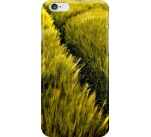 Green Crop iPhone Case/Skin