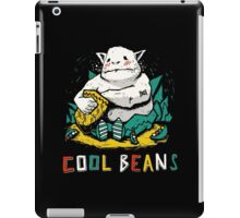 Cool Beans! iPad Case/Skin