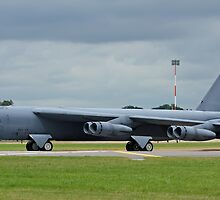 The Mighty B52 by Hertsman