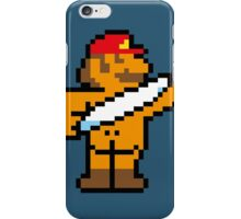 Super Mario OMG iPhone Case/Skin