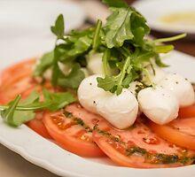 Caprese Salad by dbvirago