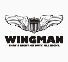 WINGMAN by bobsprinkle