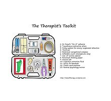 The Therapist's Toolkit - Therapy Tales by CarollLewis