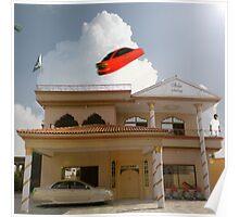 Pakistani Starfleet Commander Sohail Mohammad finally lands at Mamoon Wadi's House Poster