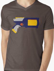 Maverick (Blue Color Scheme) Mens V-Neck T-Shirt