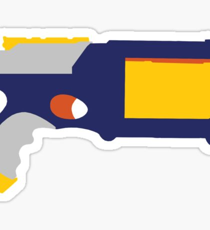 Maverick (Blue Color Scheme) Sticker