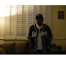 Yankees Pride! Photographic Print