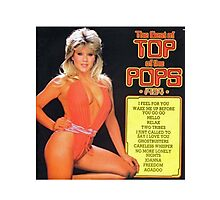 Top of the pops 1984 Photographic Print