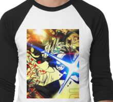 Megaman 2  Men's Baseball ¾ T-Shirt