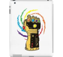 Infinity Power iPad Case/Skin