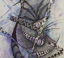 Cheshire Cat by emmacat96
