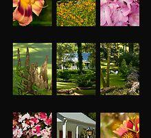 Magnolia Ridge Poster by Bonnie T.  Barry
