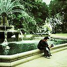 Hyde Park by Una Bazdar