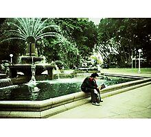 Hyde Park Photographic Print