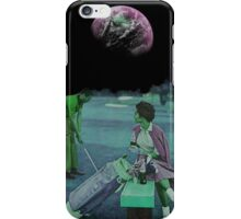 EARTH GOLF. iPhone Case/Skin