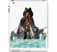 Pirates of the Caribbean iPad Case/Skin