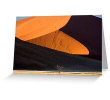 Sand Sea 10 Greeting Card