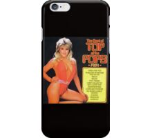 Top of the pops 1984 iPhone Case/Skin
