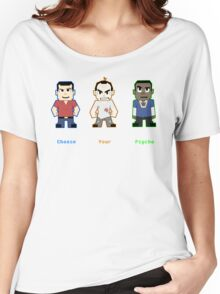 Choose Your Psycho Women's Relaxed Fit T-Shirt