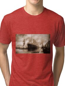 Titanic the Ship of Dreams Tri-blend T-Shirt