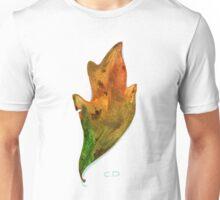 Scrub Oak in Fall Unisex T-Shirt