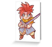 Chrono Greeting Card