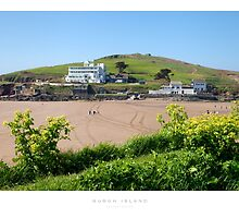 Burgh Island by Andrew Roland