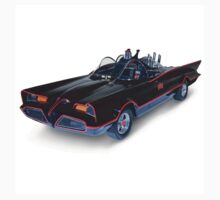 1966 Batmobile by Luckyman