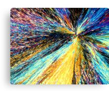 Big Bang Theory Canvas Print