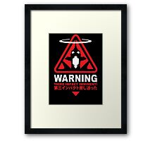 Third Impact Framed Print