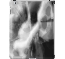 Psychmaster Galacticflower 101 BW iPad Case/Skin