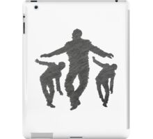 Balancing Act 05 iPad Case/Skin