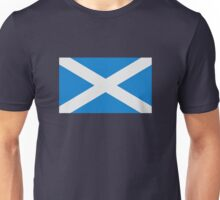 Scotland flag Unisex T-Shirt