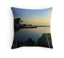 Promise for Tomorrow Throw Pillow