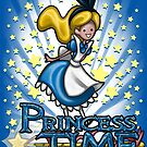 Princess Time - Alice by Penelope Barbalios