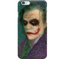 Van Gogh's Joker iPhone Case/Skin