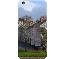 Exeter Homes, Devon,UK iPhone Case/Skin