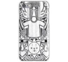 Three Lions iPhone Case/Skin