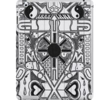 Til The Sun Turns Black iPad Case/Skin