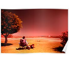 Australiana: Sun Drenched Poster