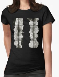 Cloudscape One Womens Fitted T-Shirt