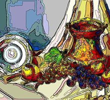 Still Life With Copper Cup by keci
