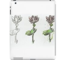 stages of growth iPad Case/Skin