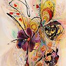 The Splash Of Life. Composition 2 by Elena Kotliarker