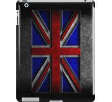 Union Jack Stone Texture iPad Case/Skin