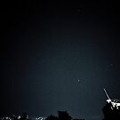 sydney sky by Una Bazdar