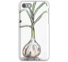 spring onion iPhone Case/Skin