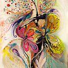 The Splash Of Life. Composition 3 by Elena Kotliarker