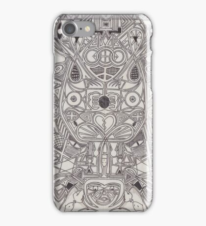 Walk Like An Egyptian iPhone Case/Skin