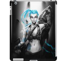 Jinx - League of Legends iPad Case/Skin